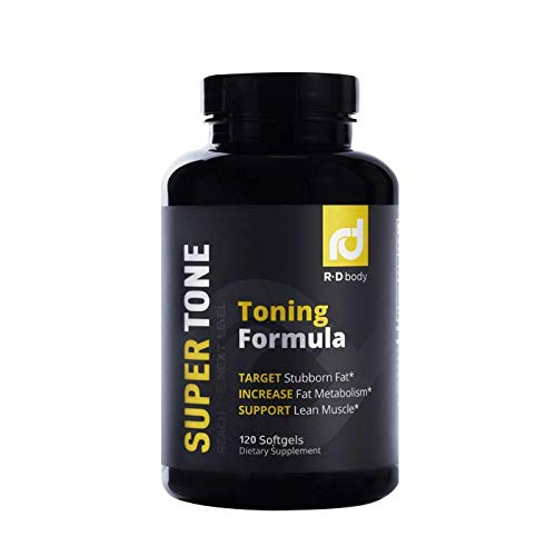 Super Tone - Extreme Toning Formula - CLA, Acetyl-L-Carnitine, and ALA - 2200 mg Per Serving - Premium Supplement - Conjugated Linoleic Acid and L Carnitine - Weight Loss Supplement for Men and Women (Best L Carnitine Supplement For Weight Loss)