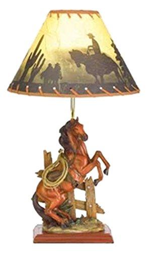 """StealStreet SS-EG-37991 Horse Lamp, 22.75"""""""