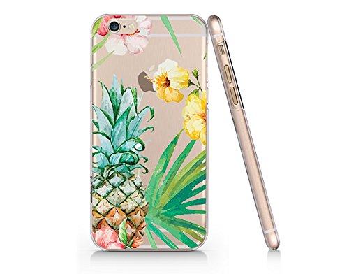 Tropical Pineapple Transparent SUPERTRAMPshop VAS681 6plsl product image