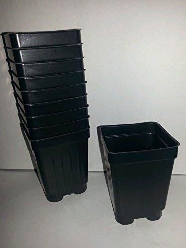 plastic pots for plants 250 - 4