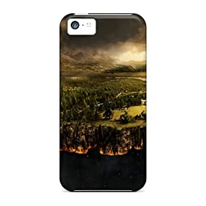 New Arrival Premium 5c Cases Covers For Iphone (floating)