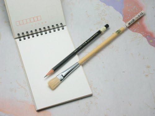 デザイン・日本画用筆 平筆5号