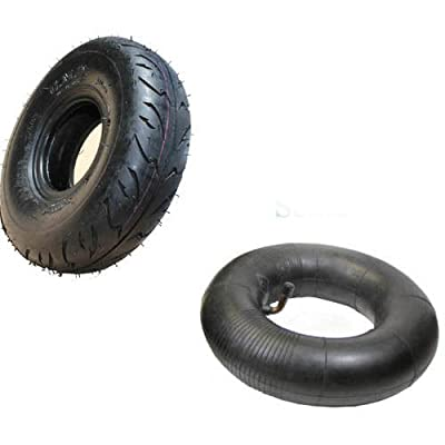 WhatApart 3.0-4 Tire (Lighting tread) & inner tube for scooters, Bladez Moby, bigfoot : Sports & Outdoors