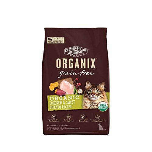 Castor & Pollux Organix Grain Free Chicken & Sweet Potato Re