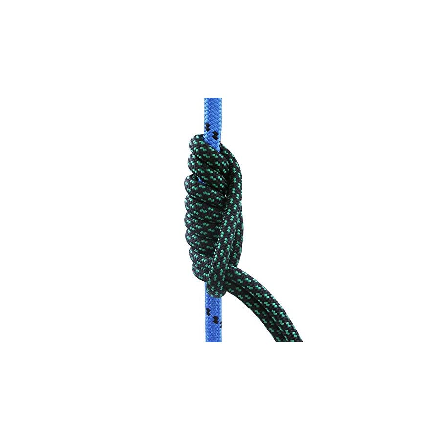 """GM CLIMBING 47inch Prusik Loop Pre Sewn 8mm (5/16"""") for Rope Access"""
