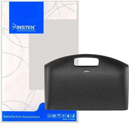 Insten Battery Door Compatible With Sony PSP 1000 Series, Black