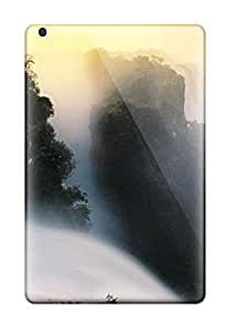 New Style 4390097J88086424 New Style Case Cover Waterfalls Compatible With Ipad Mini 2 Protection Case