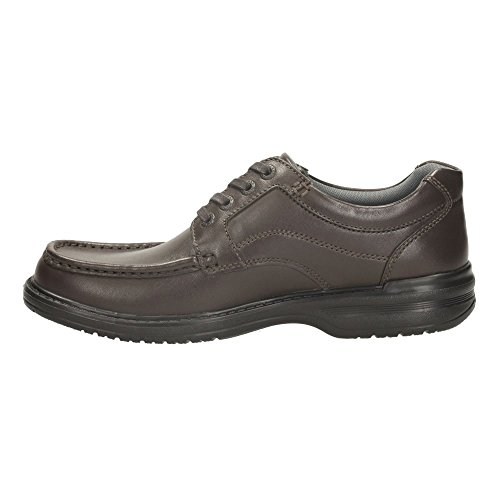 Clarks Keeler Walk Cuir Marron 8½ Uk H / 42½ Eu