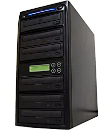 DVD Duplicator built-in 24X Burner (1 to 5) by Bestduplicator