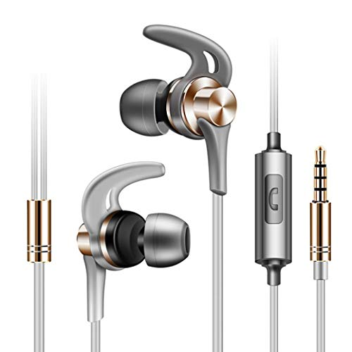 Axiba In Ear Earbuds with Microphone,Headphones St...