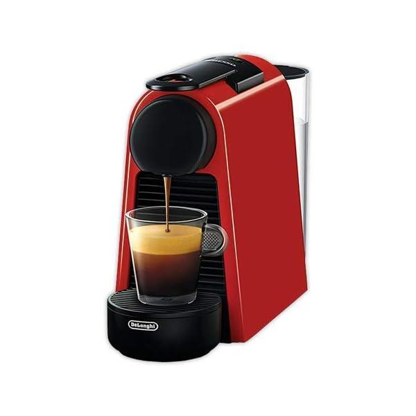Cafetera Nespresso De'Longhi