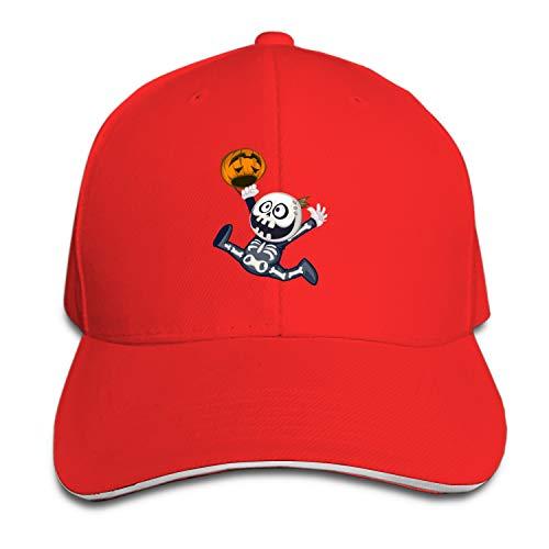 COLG Unisex Baseball Cap Halloween Ghost Dad Hat Adjustable