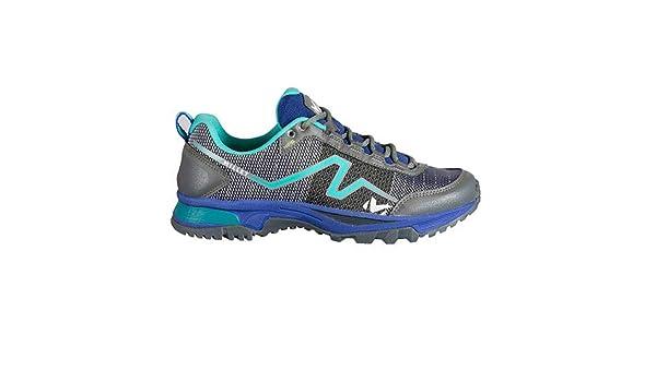 Millet LD out Rush, Zapatillas de Trail Running para Mujer, Multicolor (Purple Blue/Pool Blue 000), 41 1/3 EU: Amazon.es: Zapatos y complementos