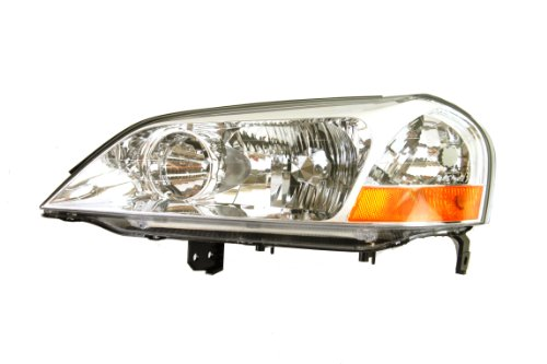 Genuine Acura 3.2CL Driver Side Headlight Assembly Composite (Partslink Number - Cl Body Acura