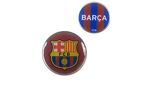 F.C. Barcelona marcador de pelota oficial Merchandise: Amazon.es ...