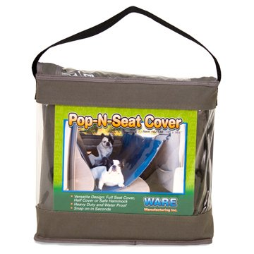Ware Manufacturing Pop-N-Seat Dog Cover, My Pet Supplies