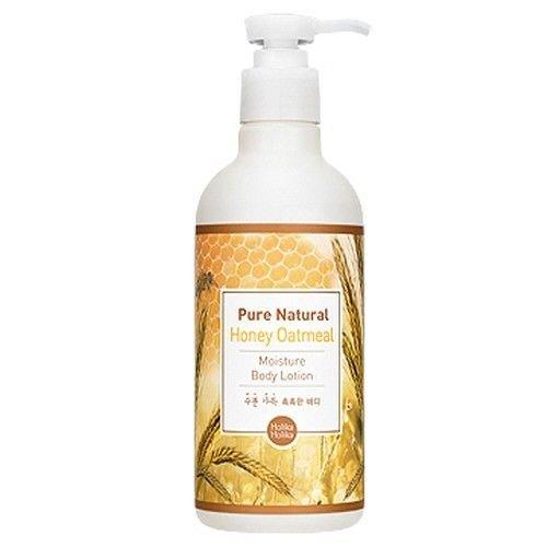 [Holika Holika] Pure Natural Honey Oatmeal Moisture Body Lotion 320ml