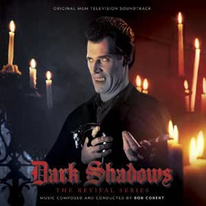 Robert Cobert Dark Shadows The Revival Series 2 Cd