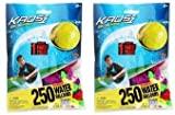 Imperial Kaos Water Balloons 2/pack (250 Balloons with 2 Faucet Fillers in each pack)