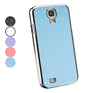 AES - Starry Sky Mirror Hard Case for Samsung Galaxy S4 I9500 (Assorted Colors) , Blue
