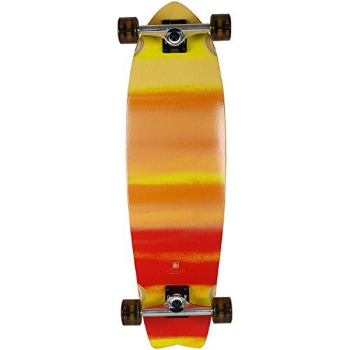 (GLOBE HG Globe Cruiser Skateboard CHROMANTIC TEQUILA 33