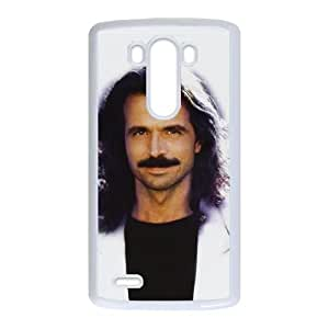 LG G3 Cell Phone Case White Yanni