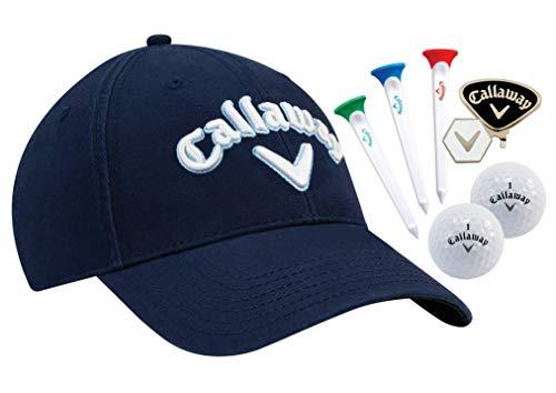 Callaway Tour Hat Gift Set, Navy
