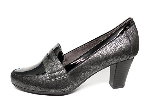 PITILLOS Shoes Heel Comfortable Women Moccasin jTXtHbPI