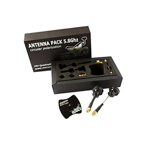 Menace Antenna Pack 5.8Ghz RHCP by Menace RC