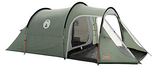 Coleman 3+ Coastline Tent, Green/Grey, 3 Person