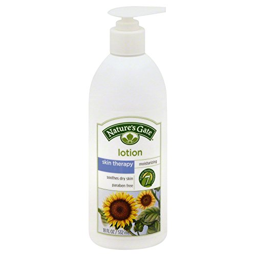 18 fl oz Nature's Gate Lotion - Moisturizing Skin Therapy (packaging may vary)