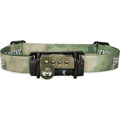 (Browning Hell's Canyon Speed Epic 3V Headlamp, ATACS Foliage/Green)