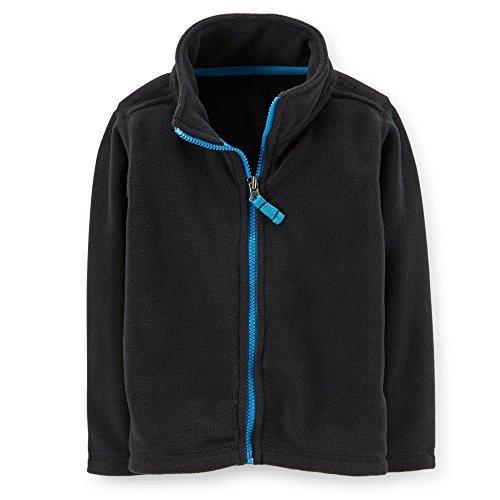 Carter's Little Boys' Microfleece Zip Front Jacket (12 Mo...