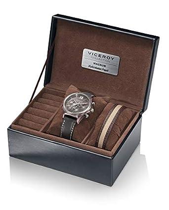 Pack Día del Padre-Reloj Viceroy+Pulsera Hombre 471109-99