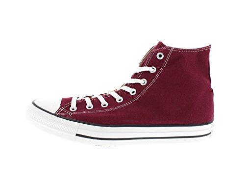 Converse Unisex-Erwachsene CTAS Seasonal-Hi-Maroon Hohe Sneaker, Rot (Maroon 607), 54 EU