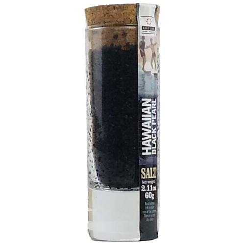Hawaiian Black Sea Salt (3 pack) by Quai Sud