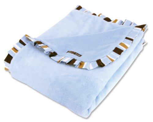 Trend Lab Receiving Blanket Velour
