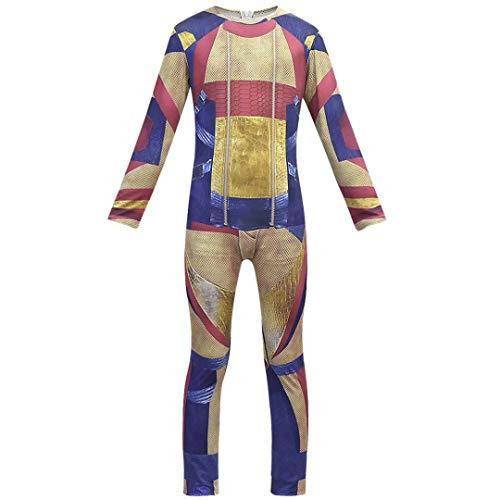 Creative Group Halloween Costumes 2019 (Tsyllyp Jay Carlos Costume Jumpsuit Bodysuit for Boys Halloween)