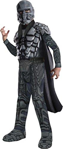 Man of Steel Deluxe Child's General Zod Costume, Medium -