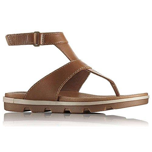 [ソレル] レディース サンダル Sorel Women's Torpeda Ankle Strap Sandal [並行輸入品]