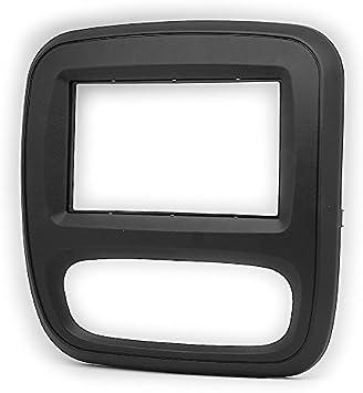 Carav 11-642 doble DIN Auto Radio de macro para radio en de Dash Car Audio Instalación Kit for Head Units: Amazon.es: Electrónica