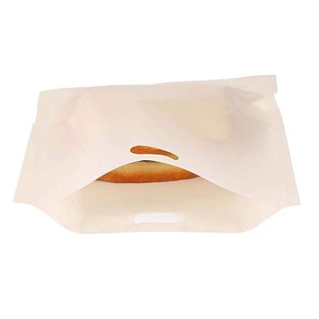 Nuevo 5 unids/set bolsa de tostadora reutilizable bolsas de pan ...