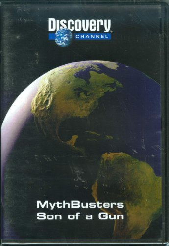 Mythbusters: Son of a Gun by
