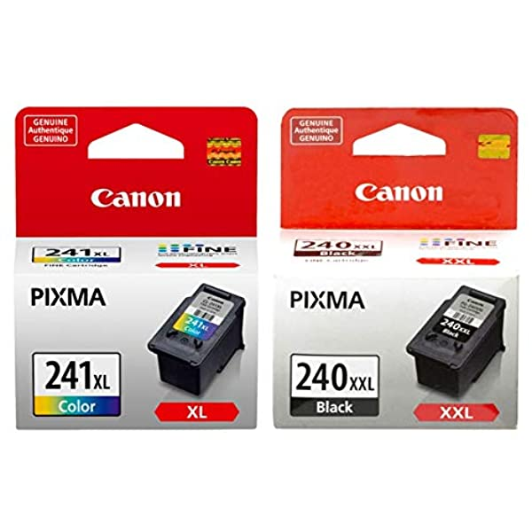 Genuine Canon PG240 XXL ink MG2120 MG3120 MG4120 MX372 MX432 MX439 PG-240XXL