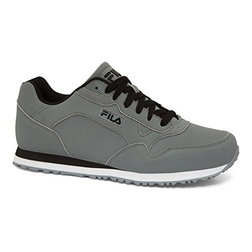Fila Womens Cress Walking Shoe Monumento, Bianco, Nero