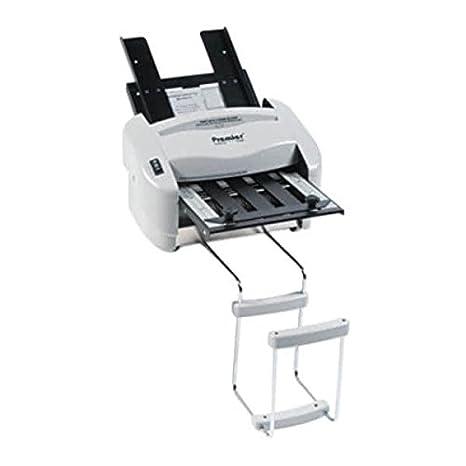 Martin Yale P7200 Premier Rapid Fold Automatic Desktop Letter/Paper Folder, Automatically Feeds and Folds 8 1/2