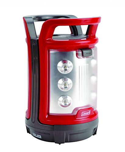 Coleman Pack Battery Away (Coleman 4D CPS LED Duo Lantern)