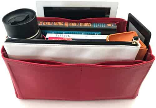 c3ad1ef79194 Purse Organizer Insert for Hermes Garden Party Handbag - Fits inside Hermes Garden  Party 30 36
