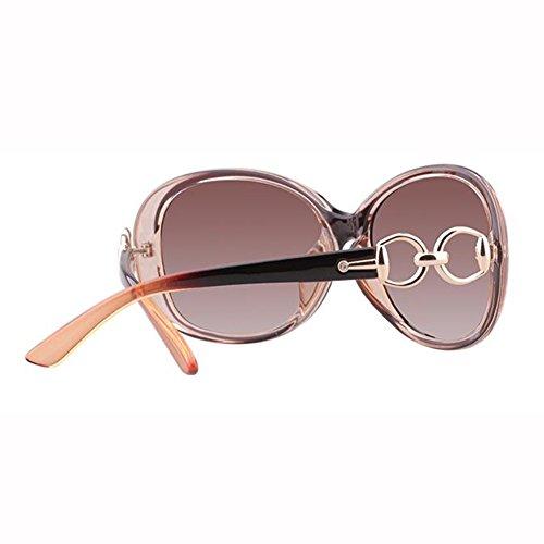 Luz De Sra Anti 2 Color Sol UV Gafas xin WX Moda Polarizada 3 gatHq