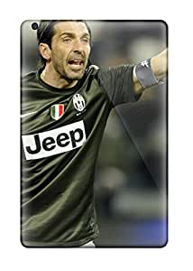 Pretty ICofdKB1470FcTQO Ipad Mini/mini 2 Case Cover/ Buffon Juventus Fc Series High Quality Case